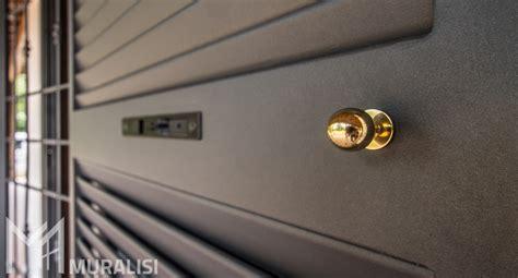 persiane combinate combinata grata persiana serramenti blindati muralisi