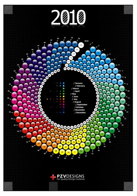 Best Calendar Best Inspirational Calendar Designs Of 2011 So Far