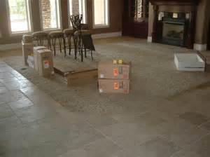 Sitting Room Floor Tiles - tile contractor