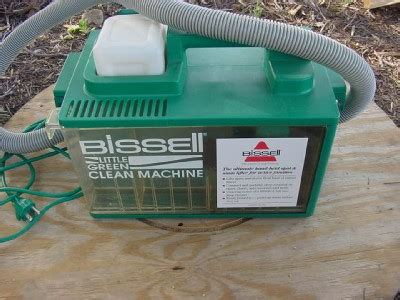 green machine upholstery cleaner bissell little green clean machine carpet upholstery