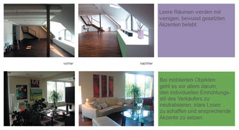 Home Staging Beispiele by Home Staging Mit Feng Shui H 246 Here Preise Beim