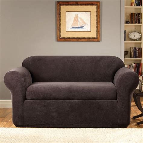 sure fit stretch slipcover high quality stretch sofa slipcovers 4 sure fit stretch