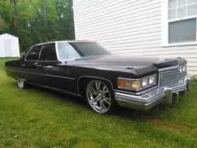 76 Cadillac Sedan 76 Cadillac Sedan Used Classic Cadillac