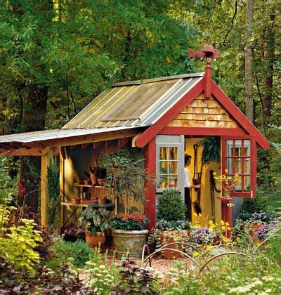 Cottage Style Garden Sheds by Small Cottage Garden Shed Ideas