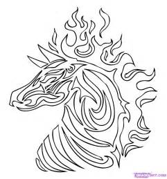 tribal coloring pages tribal wolf jumping coloring pages