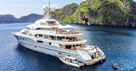 yacht tv show lurssen superyacht tv to attend fort lauderdale boat show