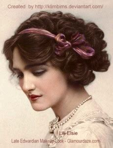 1919 hair styles for men the history of makeup 1900 to 1919 glamourdaze