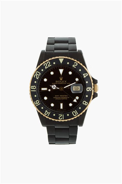 Rolex Limited Edition Refurbished Black Limited Edition Rolex Collection