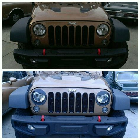 Light Covers Jeep Wrangler 1000 Ideas About Headlight Covers On