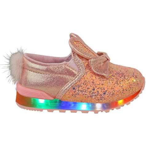 Light Up Shoes For Babies by New Babies Led Light Up Trainers Strappy