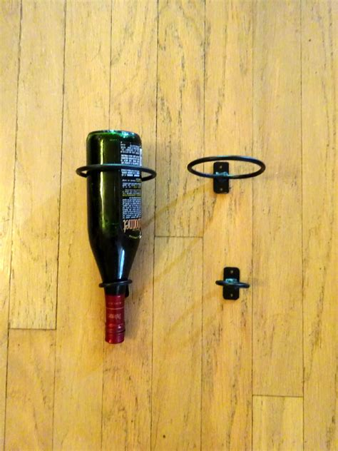 wine holder for wall