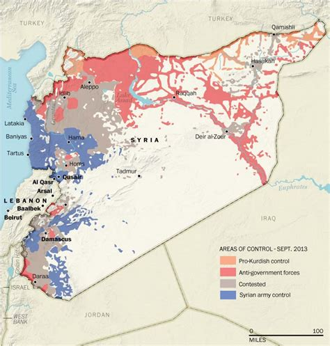 mideast live map syrian war reshaping the mideast map