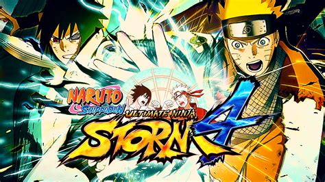 wallpaper game naruto naruto shippuden ultimate ninja storm 4 wallpapers video