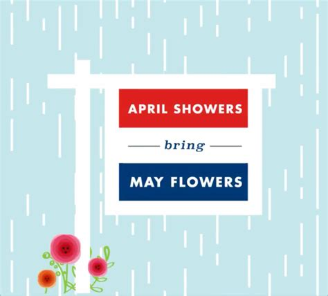 April Showers Bring by April Showers Bring May Flowers