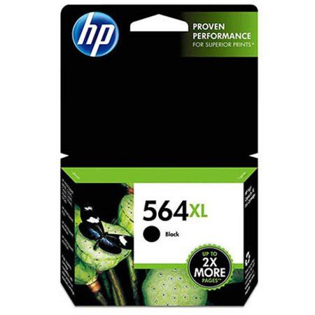 Hp 564 Yellow Tinta Printer hp 564xl inkjet print cartridge 2 pack combo value bundle