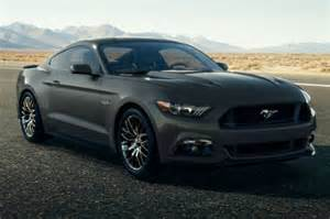 2015 Ford Mustang Colors Check Out The Entire 2015 Ford Mustang Color Palette