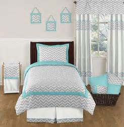 What Are The Measurements Of A Queen Size Comforter Zig Zag Turquoise Amp Gray Chevron Comforter Set Twin Size