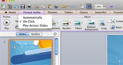 format audio for powerpoint powerpoint for mac 2011 play audio across slides macgasm
