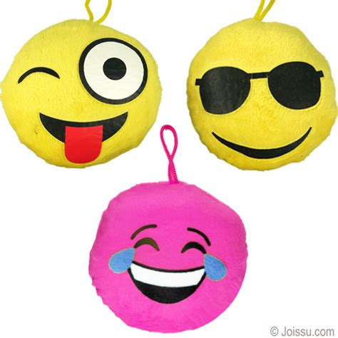 colorful emojis wholesale 4 quot mini plush colorful emojis bulk pricing www