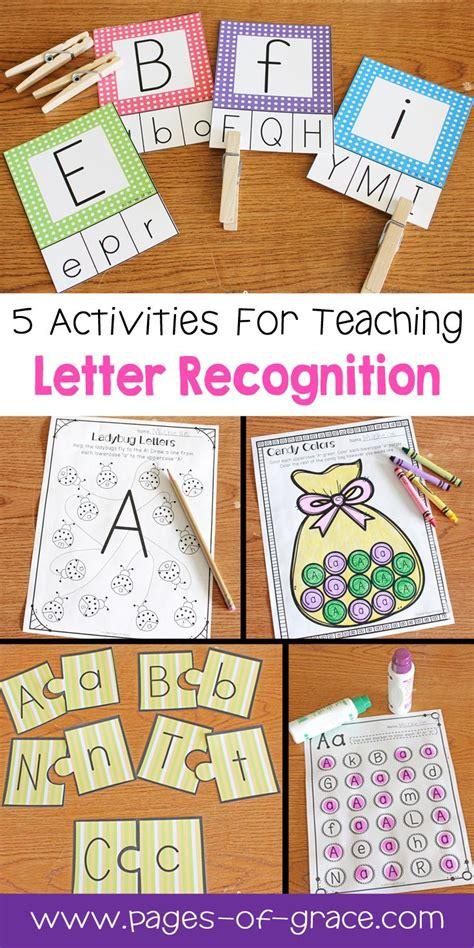 pattern recognition letters ees letter recognition kindergarten classroom worksheets