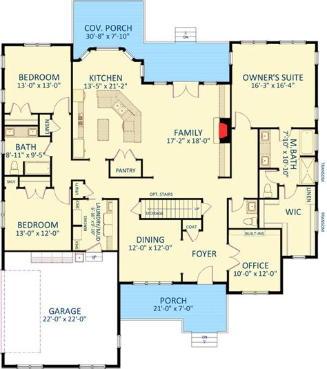 plans maison en photos 2018 plan 46282la appealing one