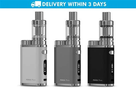 Promo Eleaf Istick Pico Kit 75w Free Battery Warranty 44 eleaf istick pico 75 w starter kit vape cigarette