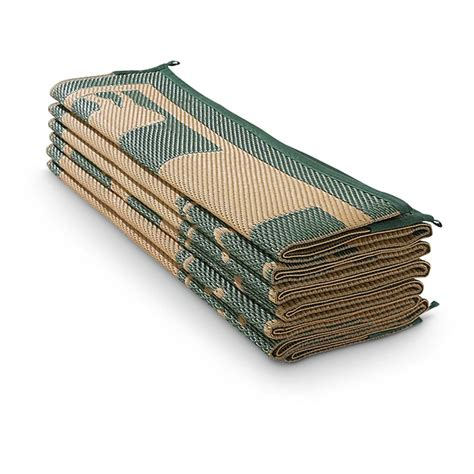 Outdoor Rv Rugs Guide Gear Reversible Outdoor Rug 6 X 9 218824 Outdoor Rugs At Sportsman S Guide