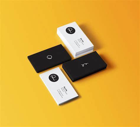 desain gambar untuk kartu nama gambar desain kartu nama terbaru percetakan karawang kiic
