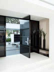 Are also made of black glass and this white and black combination is