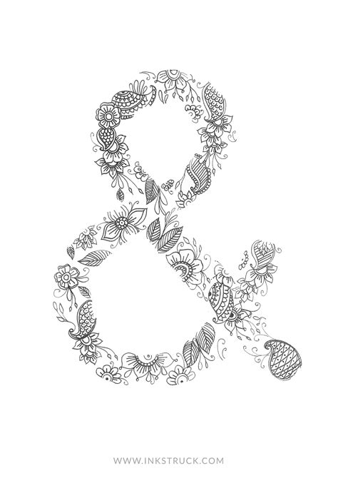 Free Coloring Pages Of Henna Vine | free coloring pages of henna vine