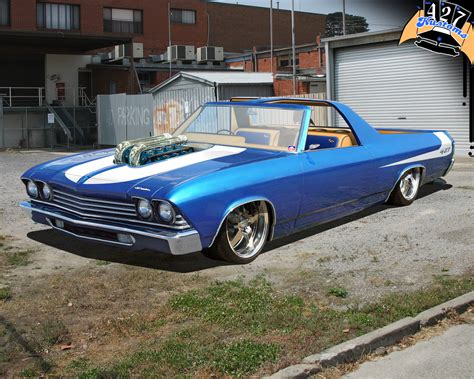 el camino 69 el camino by hemi 427 on