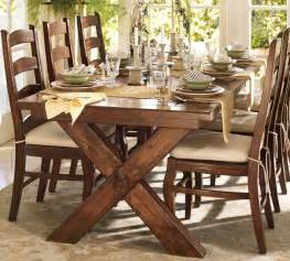 Barn Dining Room Table by Why You Should Always Listen To Pottery Barn A Bench