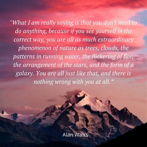 alan watts quotes love quotesgram