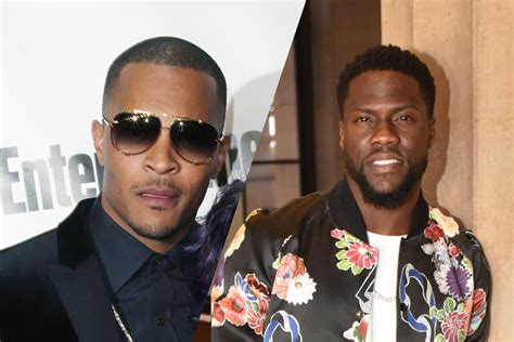 kevin hart tv show kevin hart and t i teaming up for comedy tv show