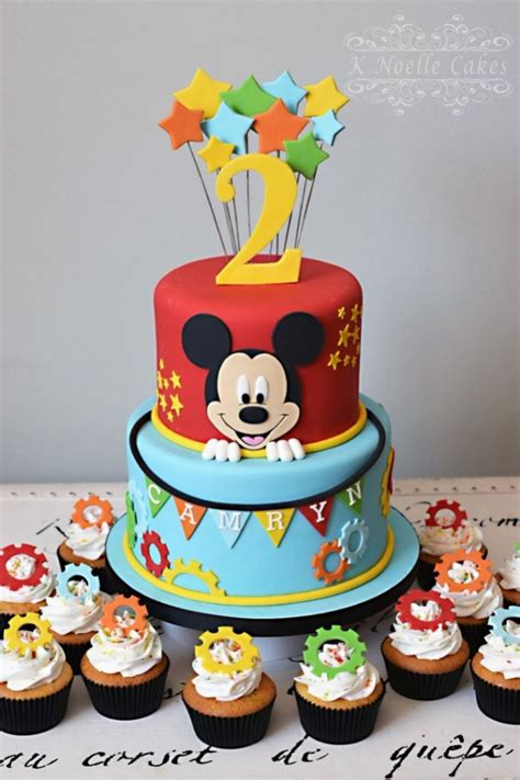 Gateau Tete De Mickey by Gateaux Tete De Mickey