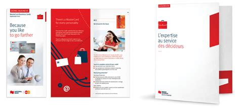 Forum Credit Union Customer Service National Bank Brochure Designs The Financial Brand