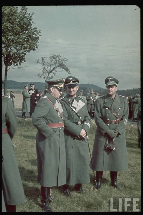 third reich color pictures waffen ss in color third reich color pictures ss obergruppenf 252 hrer karl wolff