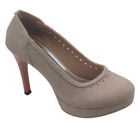 Sepatu Adidas Wedges Polka Biru Wanita Cewe Murah Grosir Supplier jual sepatu high heels wanita murah km034