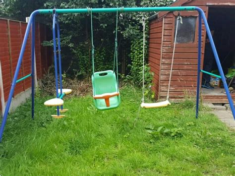 Patio Swing Set Sale Garden Swing Set For Sale In Finglas Dublin From