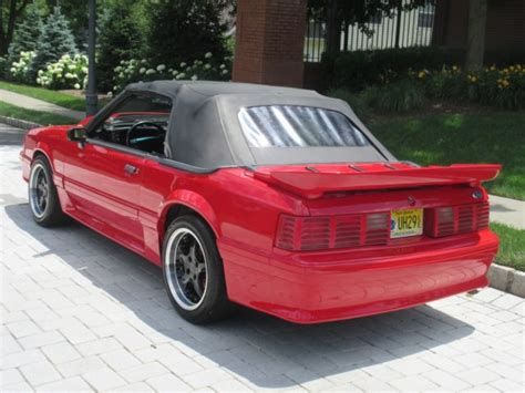mustang gt 1993 for sale 1993 ford mustang gt convertible 5 speed for sale ford