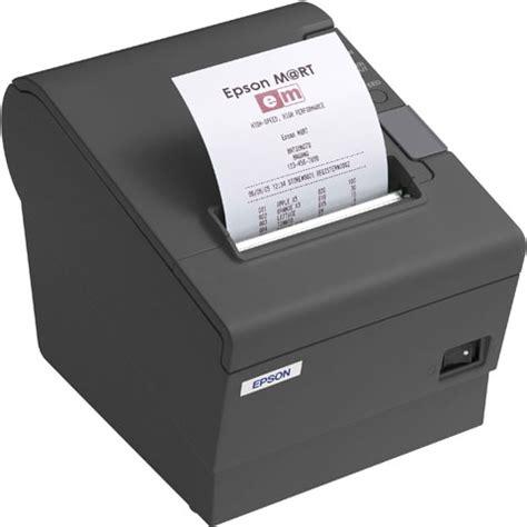 Sale Blueprint Tmu M80 Portable Thermal Receipt Printer Tmum80 epson tm t88iv printer best price available