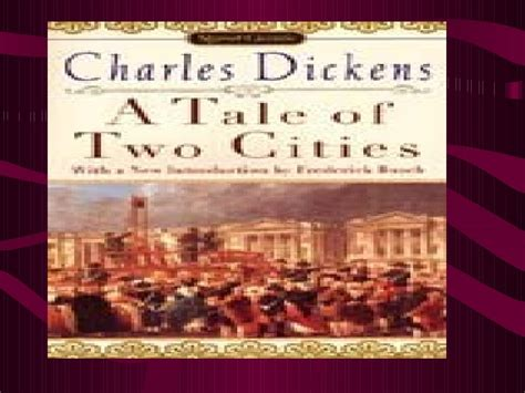charles dickens biography slideshare a tale of two cities