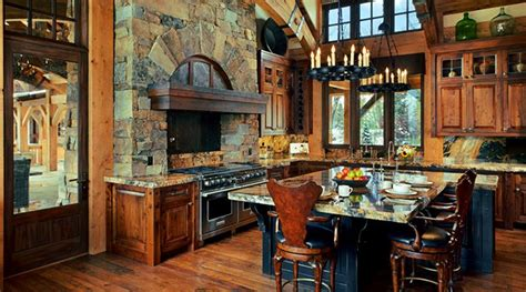 15 warm cozy rustic kitchen designs for your cabin 15 warm cozy rustic kitchen designs for your cabin
