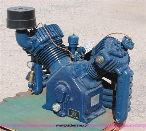 gardner denver adl 1003 air compressor item l6847 sold