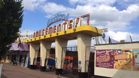 theme park lincolnshire child seriously injured after becoming trapped under