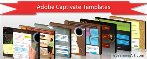 adobe captivate templates free adobe captivate elearningart