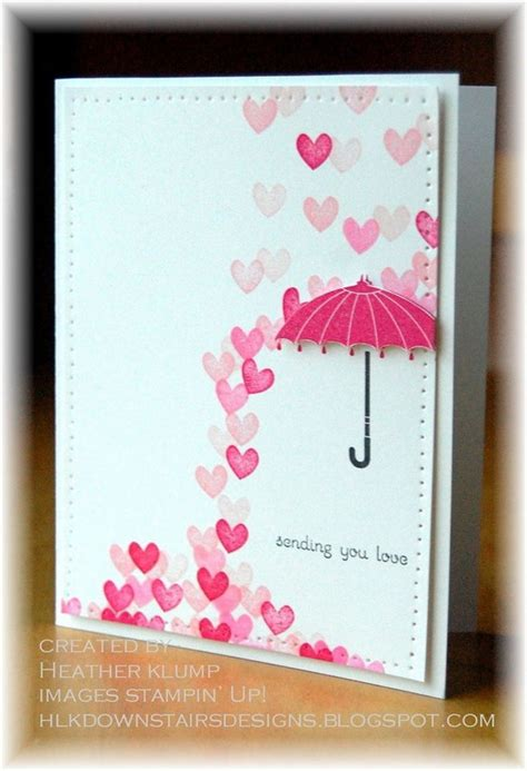 Cool Handmade Valentines Cards - unique card design ideas family