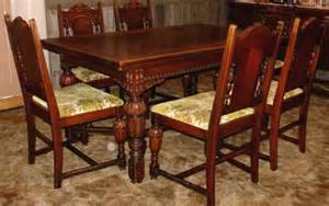 Antique Furniture Dining Room Set Price My Item Value Of Antique Dining Room Set With Sideboard