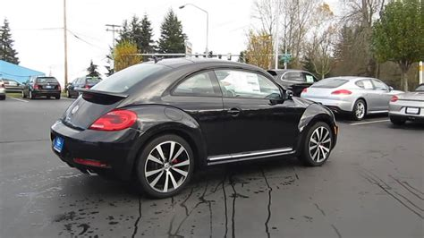 black volkswagen beetle 2014 volkswagen beetle black stock 109615 walk