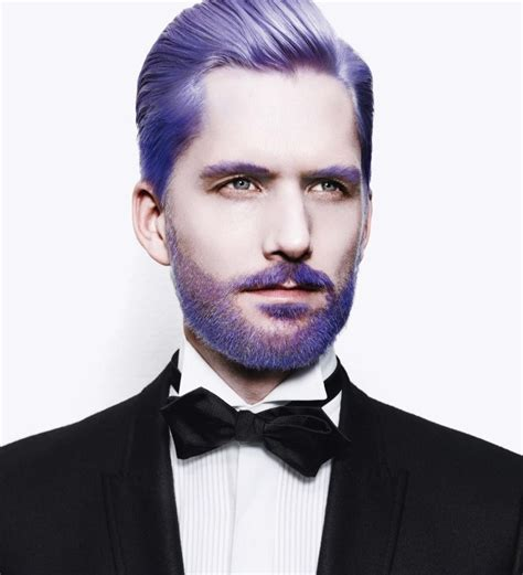 mens dyed hairstyles tumblr dyed hair 5th avenue fashion